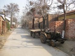 Jeden z osobliwych widoków w Chenjiagou